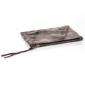 Wallet Clutch - Gray Tie Dye