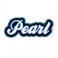 Pearl - Blue Patch