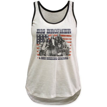 Ladies Big Brother and the Holding Company Tank