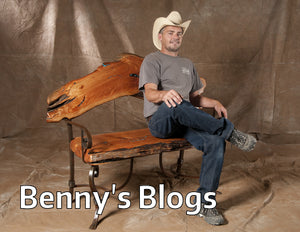 Benny's Blogs #1: Welcome to the Blog Page!