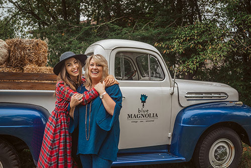 Welcome to Blue Magnolia Clothing Company!
