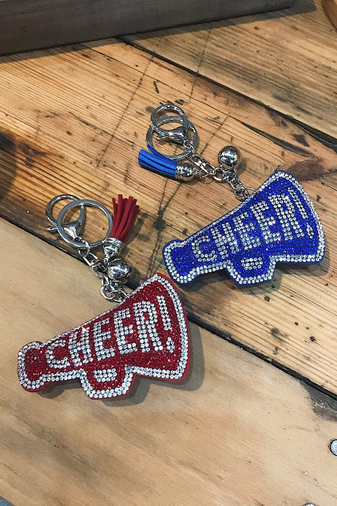 Cheer Key Chain
