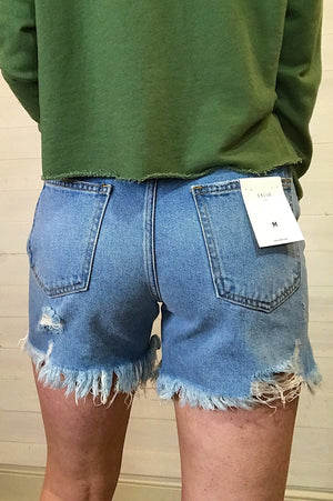 Forever Yours Denim Shorts
