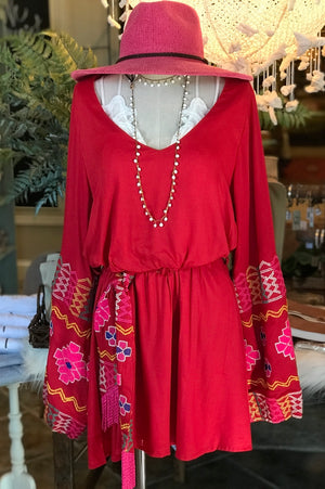 Gypsy Knot Dress