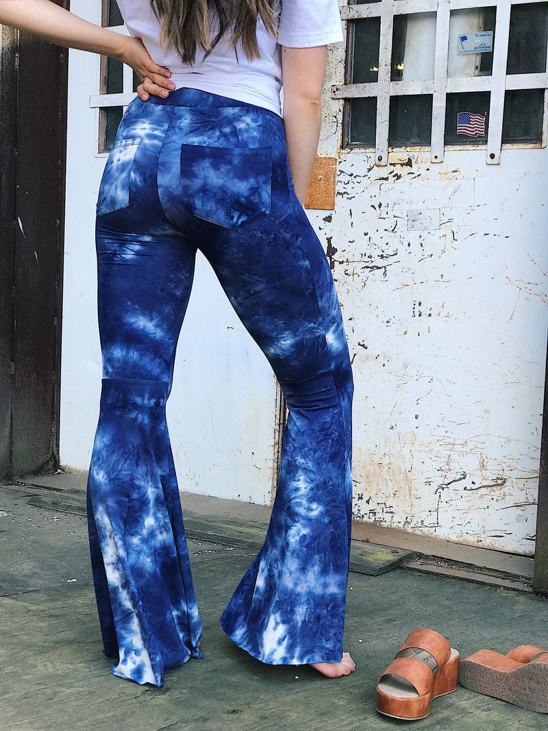 Far Out Flare Pants