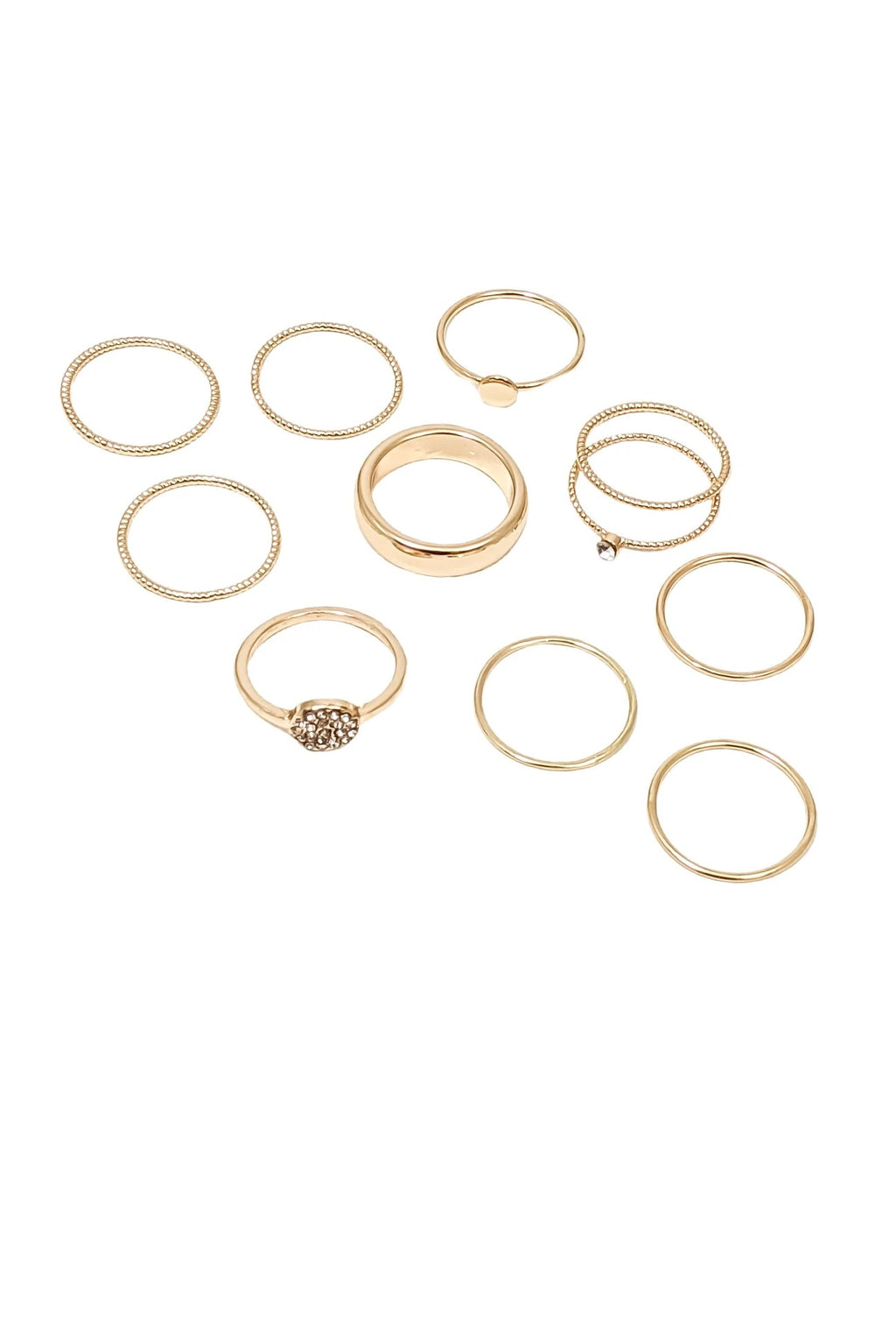 Kenzie Ring Set