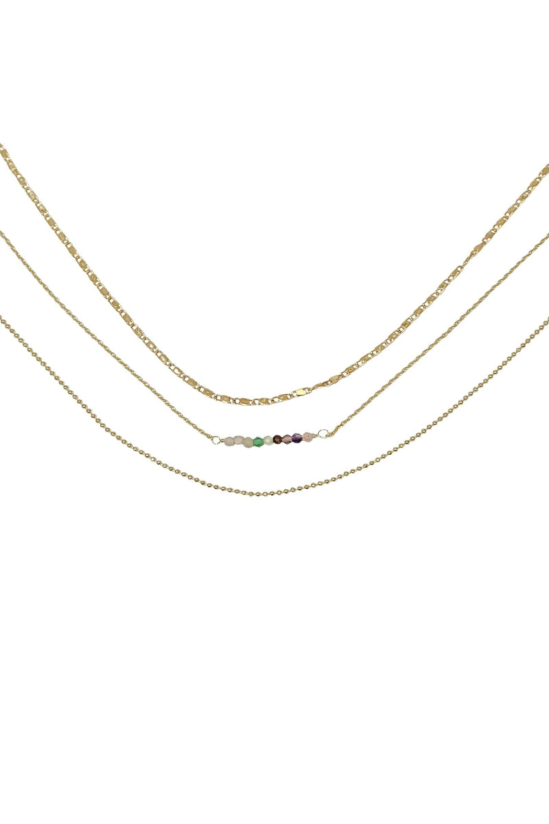 Diana Necklace Set