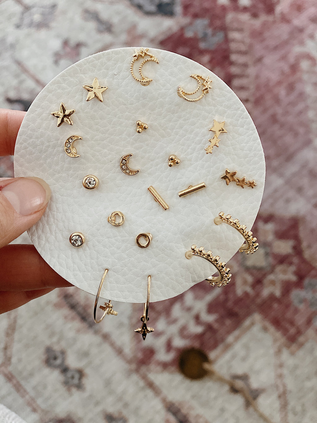 Stellar Earrings Set