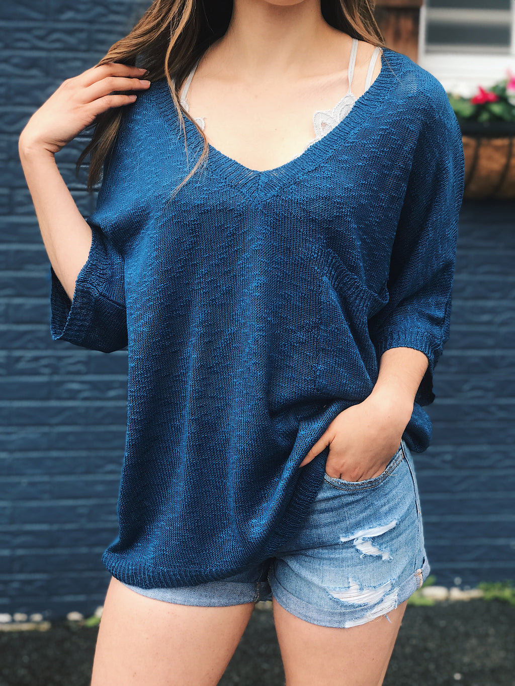 Belong With You Knit Top - More Colors Available