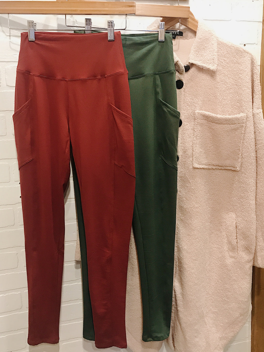 Just Right Leggings - Bundle of 2