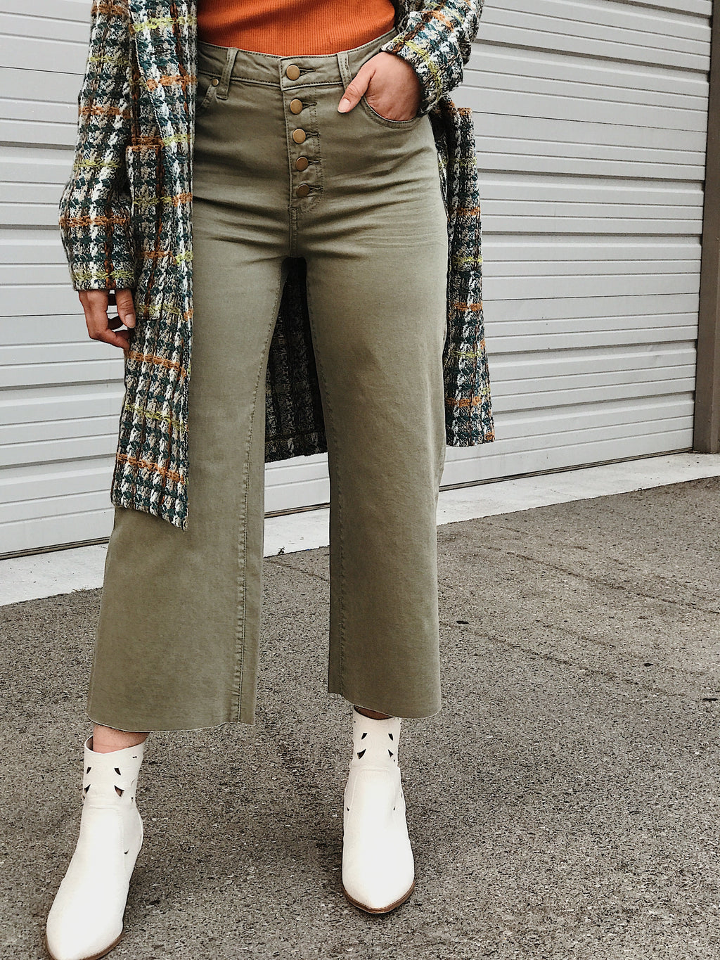 Sunday Stroll Wide Leg Pants - More Colors Available