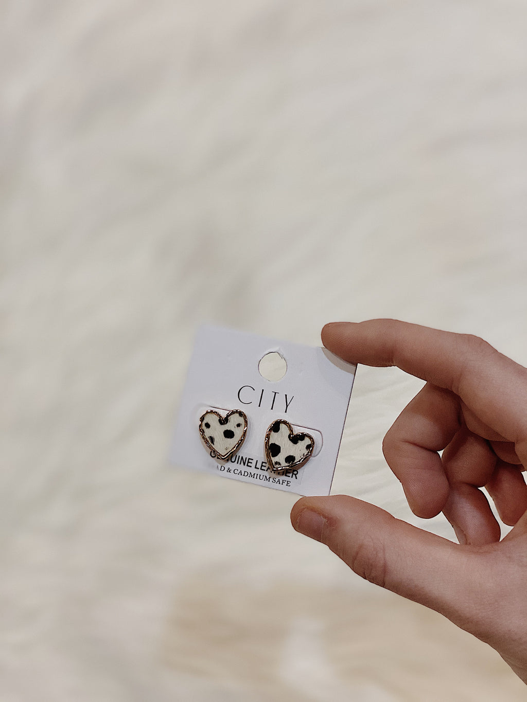 Wild Love Earrings