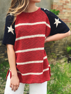 All American Knit Top