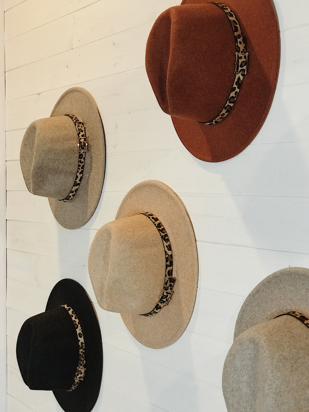 Leo Panama Hat - More Colors Available