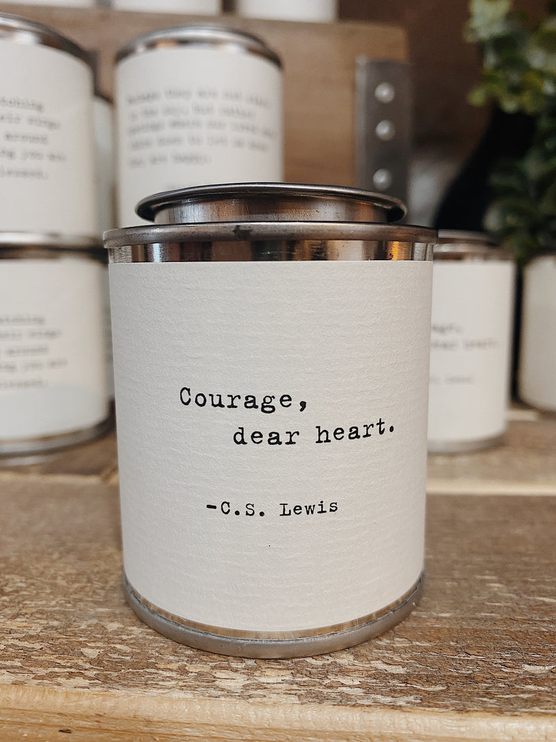 Quote Candles