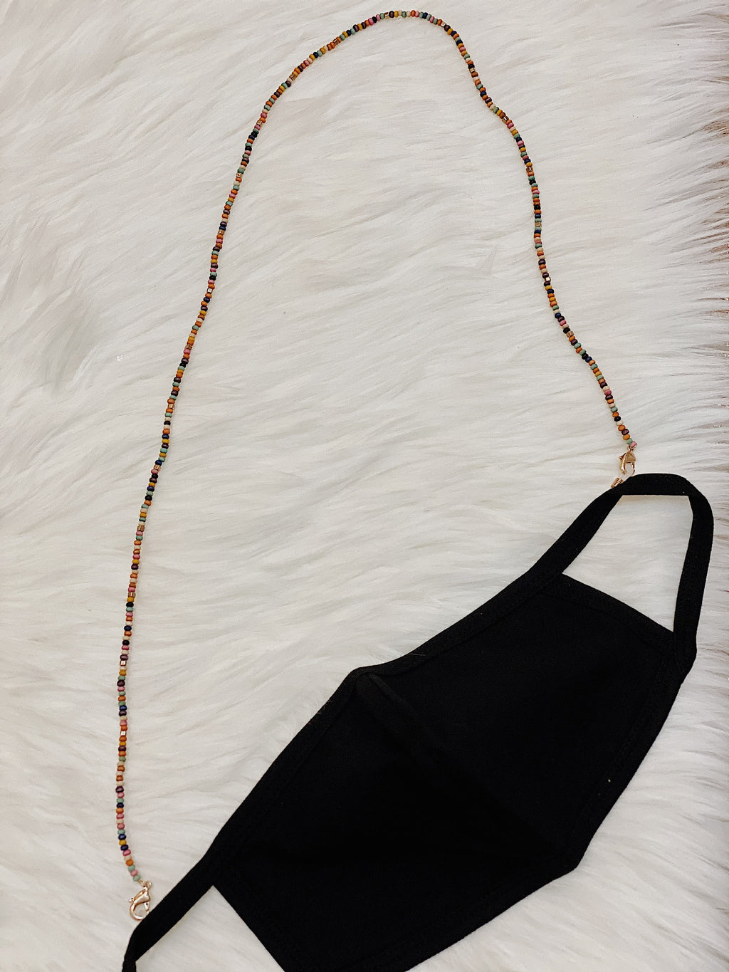 Beaded Mask Chain