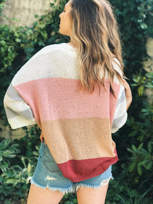 Stay Forever Knit Sweater