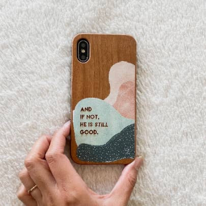 And If Not Phone Case