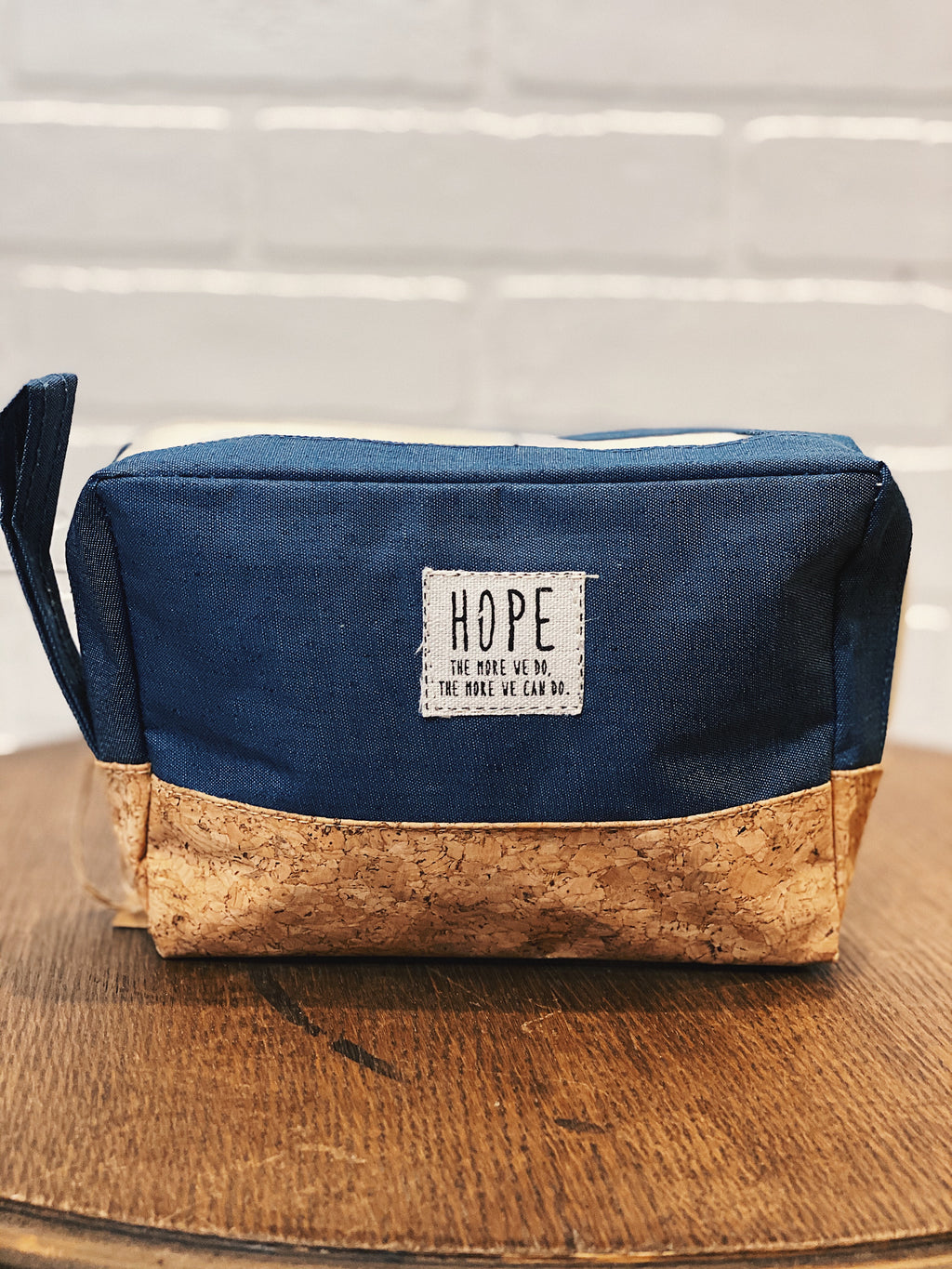 Hope Cosmetic Bag - More Colors Available