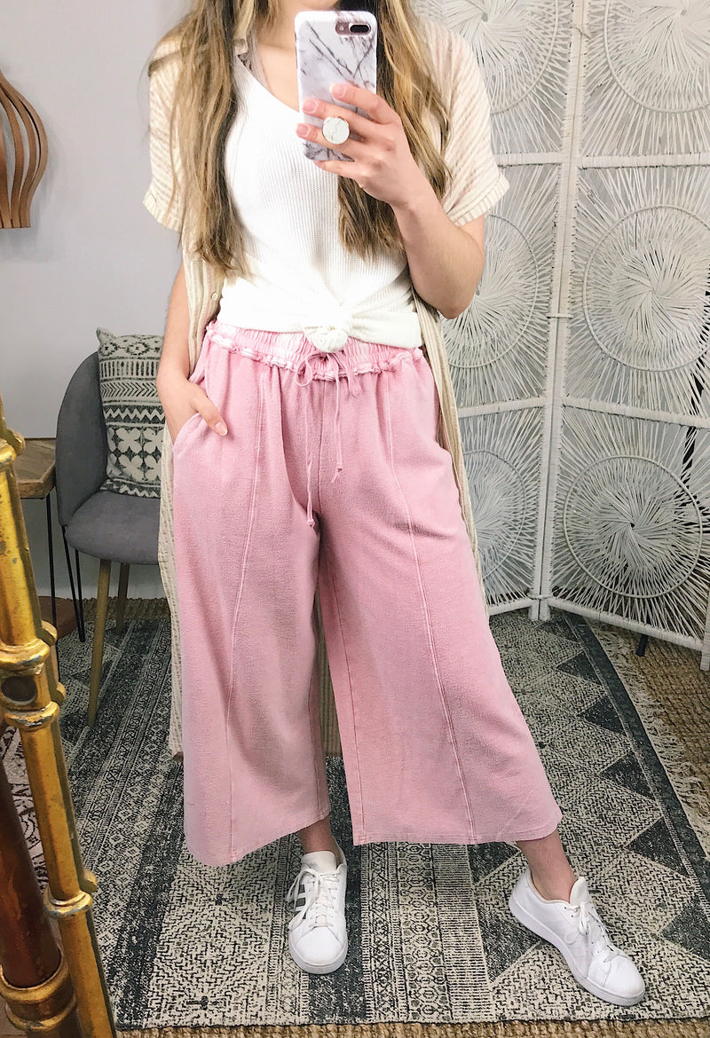Down The Highway Pants - More Colors Available