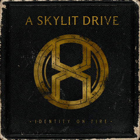 A SKYLIT DRIVE (IDENTITY ON FIRE) CD