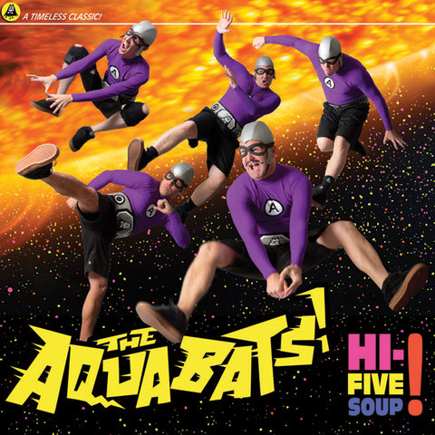 THE AQUABATS (HI-FIVE SOUP) CD