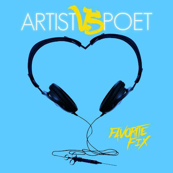 ARTIST VS POET (FAVOURITE FIX) CD