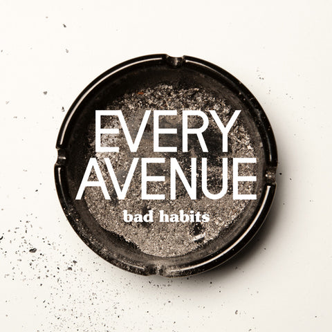 EVERY AVENUE (BAD HABITS) CD