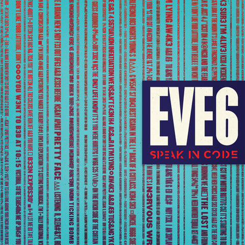 EVE 6 (SPEAK IN CODE) CD