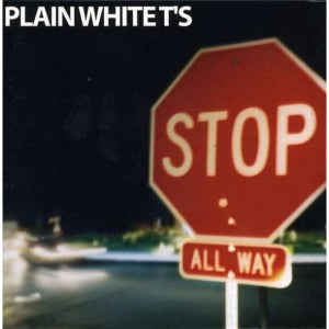 PLAIN WHITE T'S (STOP) CD