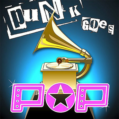 PUNK GOES POP CD