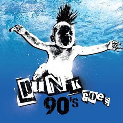 PUNK GOES 90'S CD