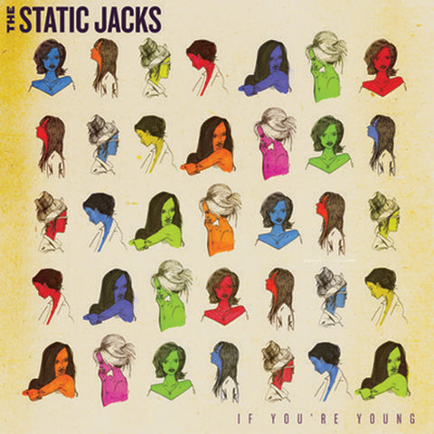 STATIC JACKS (IF YOU'RE YOUNG) CD