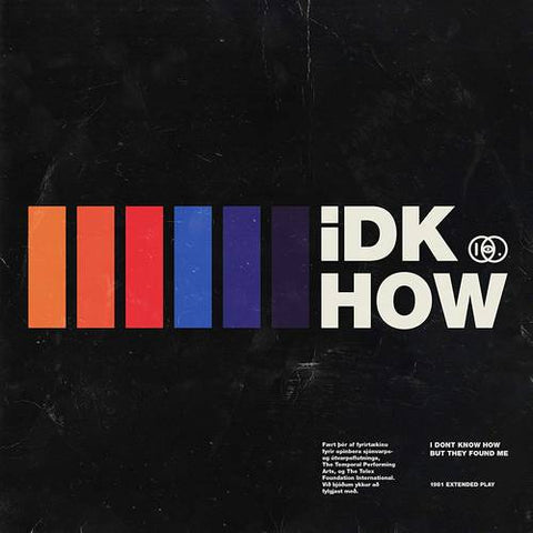 I DONT KNOW HOW BUT THEY FOUND ME (1981 EXTENDED PLAY) CD