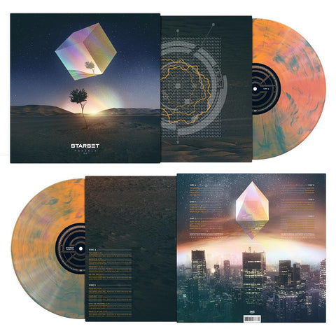 STARSET (VESSELS 2.0) LIMITED EDITION 3LP