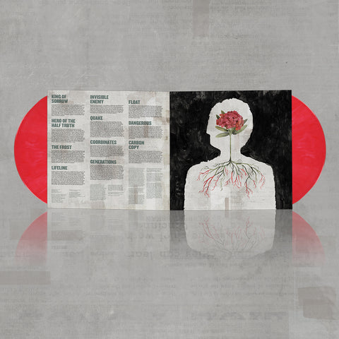 AUGUST BURNS RED (PHANTOM ANTHEM) *SECOND EDITION* DOUBLE VINYL
