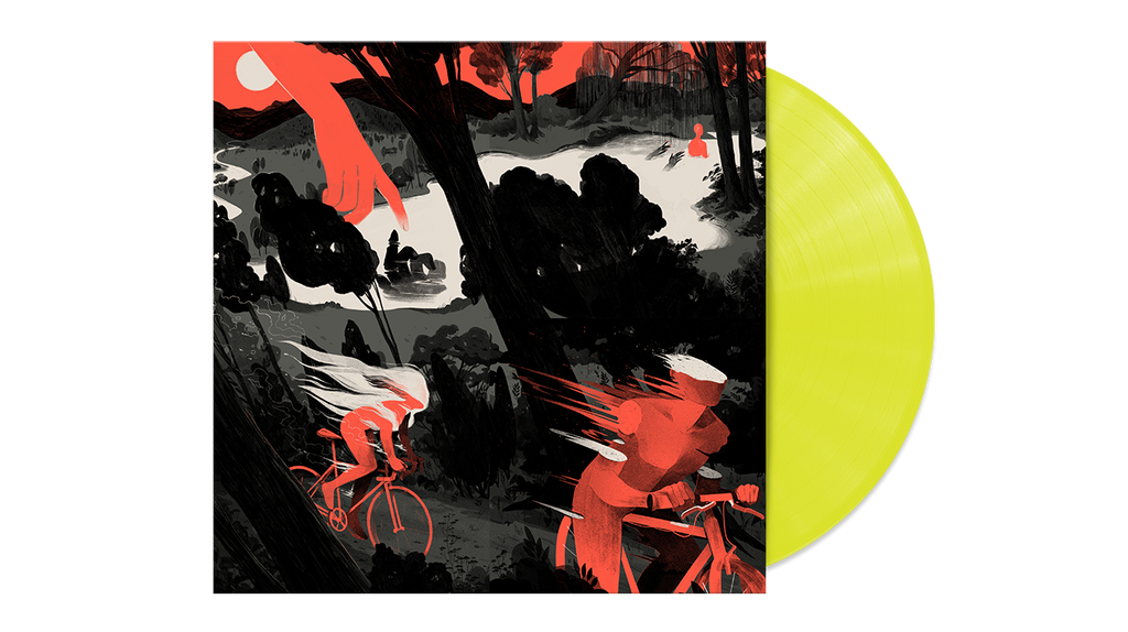 AS IT IS - THE GREAT DEPRESSION: REIMAGINED NEON YELLOW VINYL ALBUM