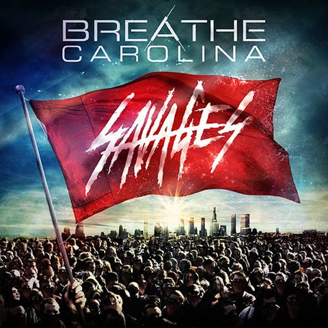 BREATHE CAROLINA (SAVAGES) CD