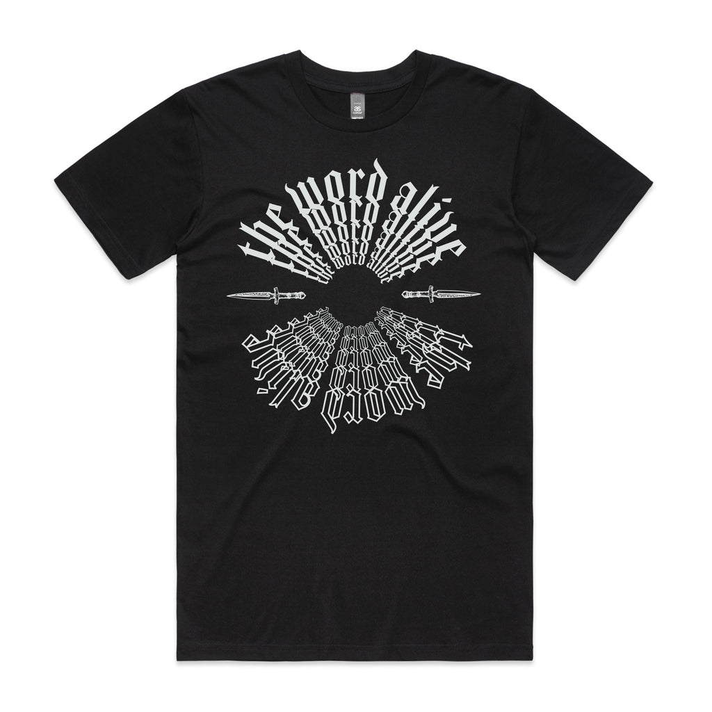THE WORD ALIVE ( MONOMANIA) T-SHIRT