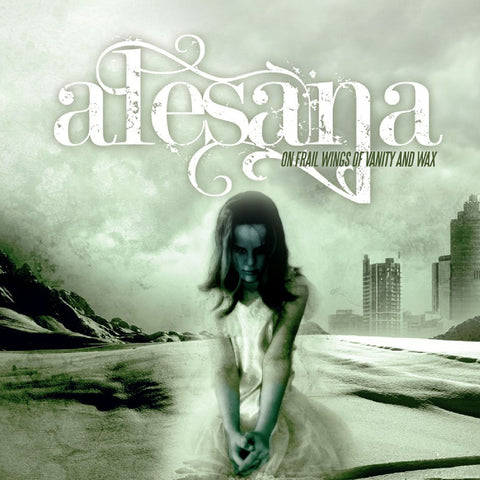 ALESANA (ON FRAIL WINGS OF VANITY & WAX) CD