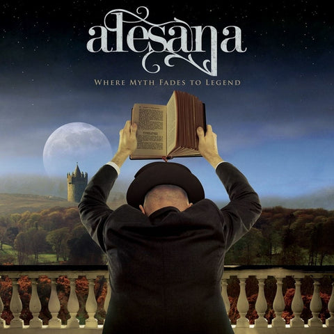 ALESANA (WHERE MYTH FADES TO LEGEND) CD