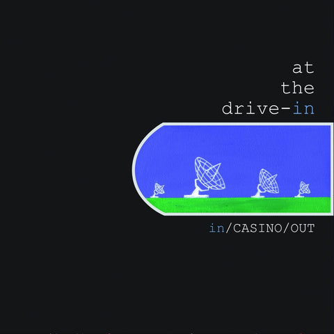 AT THE DRIVE IN (IN/CASINO/OUT) CD
