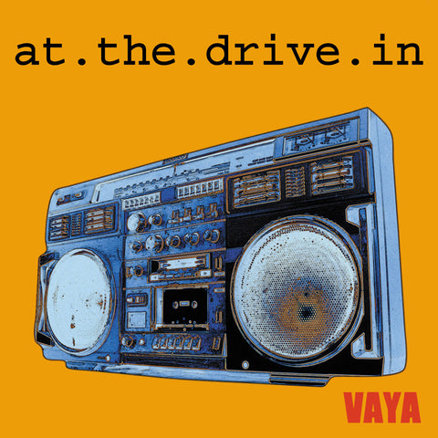 AT THE DRIVE IN (VAYA) CD