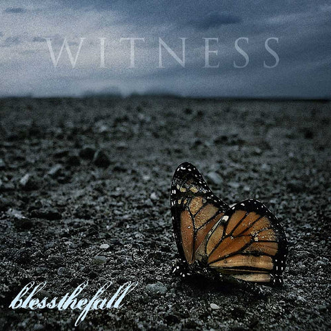BLESSTHEFALL (WITNESS) CD