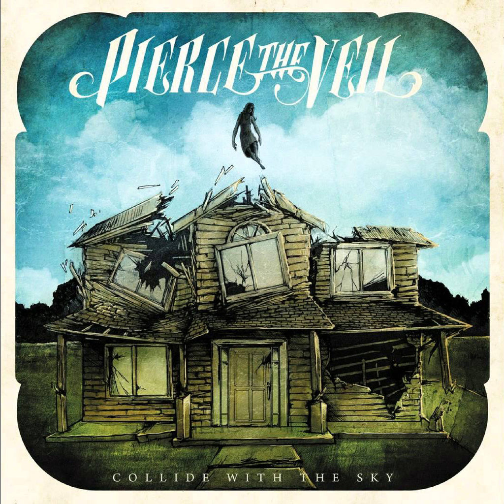 PIERCE THE VEIL (COLLIDE WITH THE SKY) CD