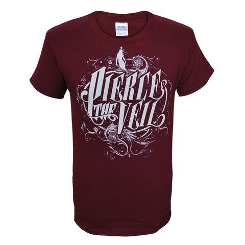 PIERCE THE VEIL (LOGO) T-SHIRT