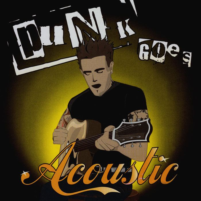 PUNK GOES ACOUSTIC CD