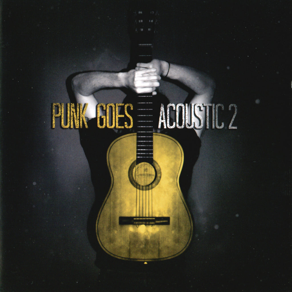 PUNK GOES ACOUSTIC 2 CD