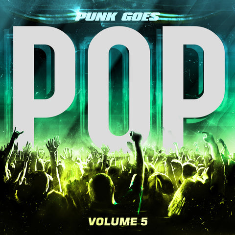 PUNK GOES POP 5 CD