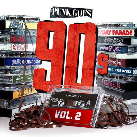 PUNK GOES 90'S: VOL 2 CD